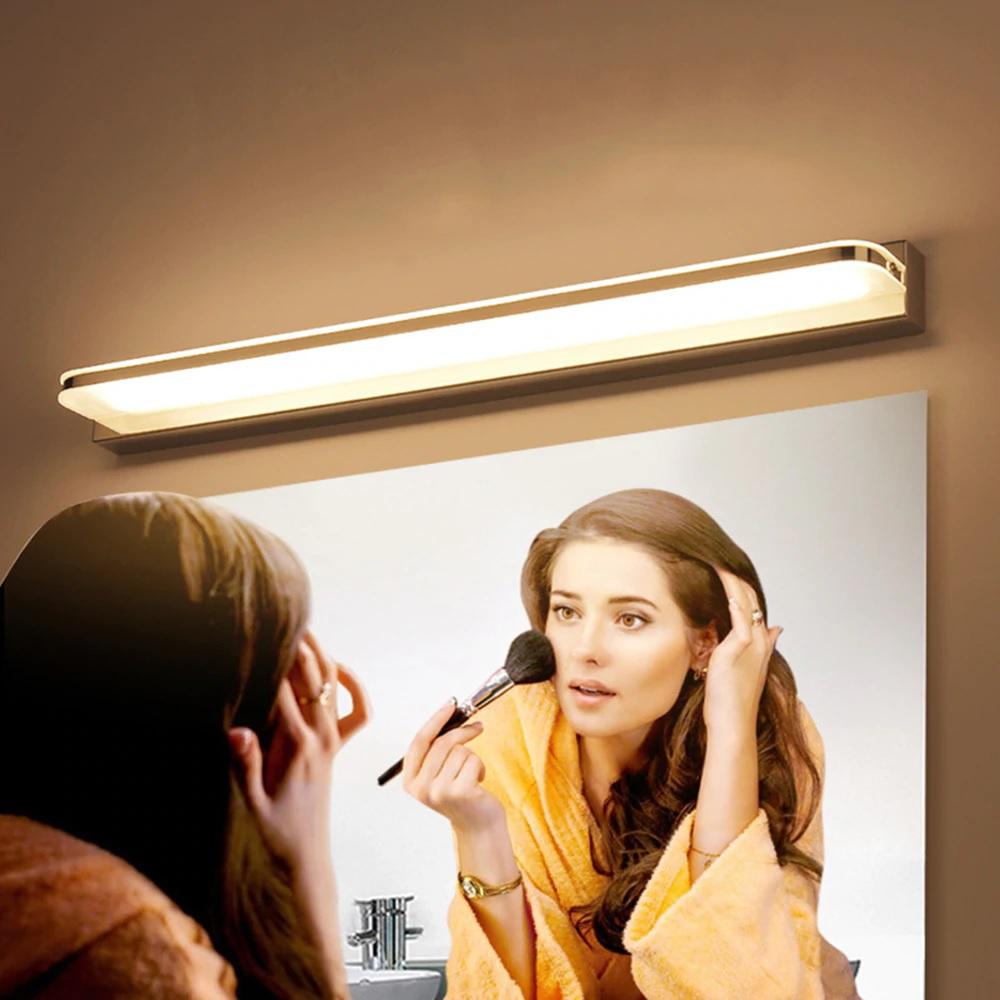 Đèn LED chiếu gương nhà tắm hiện đại cao cấp giá rẻ tại Hà Nội