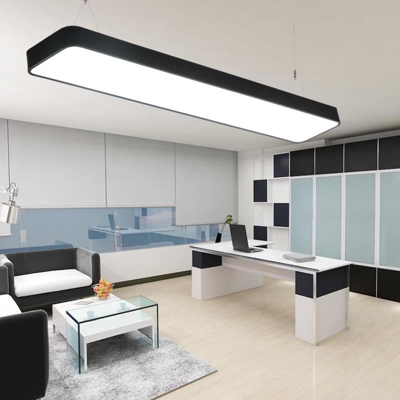 Đèn led panel thả văn phòng công suất 36w Hanging light TL-PAT-1200 x 180 x 60