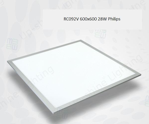 Đèn led panel 28W 600x600 RC092V Philips