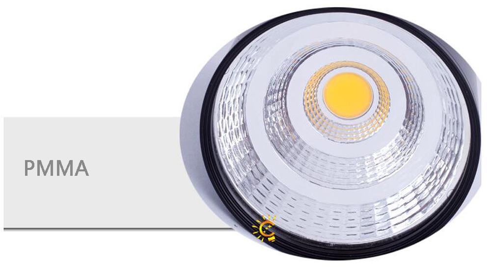 Đèn ống bơ Led chip Bridgelux chiếu rọi 30w TL-THB9-30