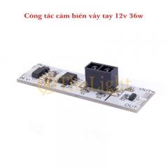 Công tắc cảm biến vẫy tay 12v cho LED thanh nhôm cao cấp TL-HZ-01