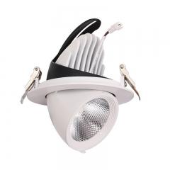 Đèn downlight âm trần 7w xoay góc 360 cao cấp D76 TL-A360-01