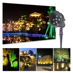 Đèn cắm cỏ LED 9w IP65 trang trí sân vườn ngoài trời TL-CC02