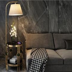 Đèn cây phòng khách Bắc Âu cao cấp TL-ĐC1006