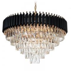 Đèn chùm pha lê hiện đại cao cấp trang trí nội thất TL-DC01