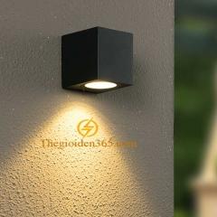 Đèn hắt tường 1 đầu trang trí 5w DHT-8004/1