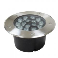 Đèn LED Âm Đất Tròn 15W IP65 ngoài trời TL-ERS15