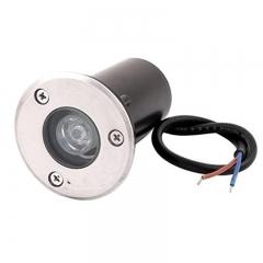 Đèn LED âm đất tròn 1W IP65 ngoài trời TL-ERS01