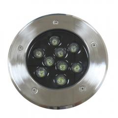 Đèn LED Âm Đất Tròn 9W IP65 TL-ERS09