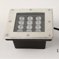 Đèn LED Âm Đất vuông 12W IP65 ngoài trời TL-ESS12