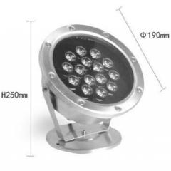Đèn LED Âm Nước 12v 15W IP68 cao cấp TL-UW12B