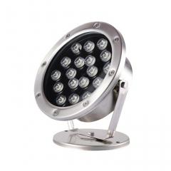 Đèn LED Âm Nước 12v 18W IP68 cao cấp TL-UW18B