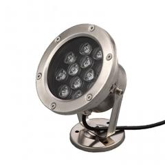 Đèn LED Âm Nước 24v 12W IP68 cao cấp TL-UW12