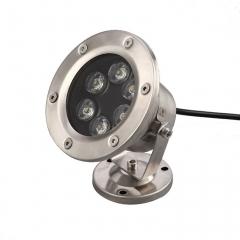Đèn LED Âm Nước 24v 6W IP68 cao cấp TL-UW06