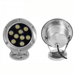 Đèn LED Âm Nước 24v 9W IP68 cao cấp TL-UW09