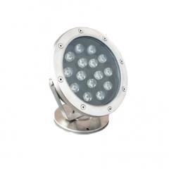 Đèn LED Âm Nước đổi mầu RGB 12v 15W IP68 cao cấp TL-UW15A