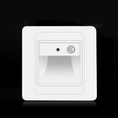 Đèn LED cảm biến chân cầu thang 1,5w cao cấp TL-CT05