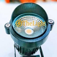 Đèn LED cắm đất rọi cây sân vườn 25w IP65 spotlight ngoài trời TL-CC04