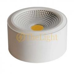 Đèn LED ống bơ COB 15w D115xH65 cao cấp TL-MD01