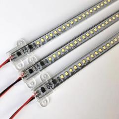 Đèn LED thanh 220v 30cm 5w chiếu hắt tủ kệ trang trí cao cấp TL-AC01