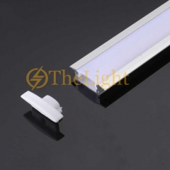 Đèn LED thanh nhôm chữ U âm cao cấp TL2507