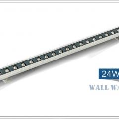 Đèn LED thanh RGB ngoài trời DC 24v 24w IP65 chiếu hắt trang trí TL-HT2401