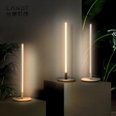Đèn ngủ để bàn LED đơn giản hiện đại Bắc Âu cao cấp TL-DN-212
