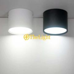 Đèn ống bơ Led tán quang 7w TL-OB-01