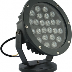 Đèn rọi cây LED 24w IP65 trang trí sân vườn ngoài trời TL-RC01