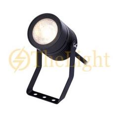 Đèn rọi cây LED Philips chiếu điểm spotlight sân vườn IP65 Ess SmartBright BGP150 LED G 8W 45D GM