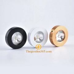 Đèn tủ rượu LED 3w ốp nổi trang trí cao cấp TL-TUR01