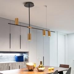 Đèn thả bàn ăn hiện đại cao cấp 4 bóng LED GU10 TL-BA-03