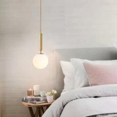 Đèn thả đầu giường hiện đại trang trí phòng ngủ TL-DG-02