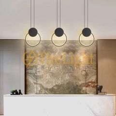 Đèn thả quầy bar LED 3 mầu hiện đại trang trí cao cấp TL-B0256
