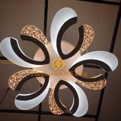 Đèn trần trang trí hiện đại 5 cánh D600 TL-V27-05
