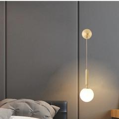 Đèn treo tường đầu giường trang trí phòng ngủ hiện đại TL-DTT-02