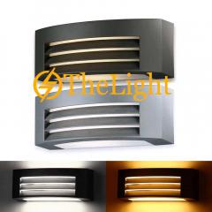 Đèn led treo tường 12w hiện đại ngoài trời IP65 TL_DTT_650