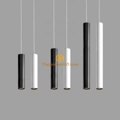 Đèn thả ống bơ LED 7w cao cấp TL-OB-07
