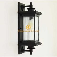 Đèn tường cổ điển hợp kim ngoài trời D580 DCĐ-004