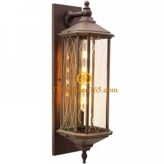 Đèn tường cổ điển hợp kim ngoài trời D600 DCĐ-005