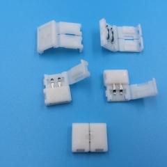 Khớp nối giữa cho led dây dán 12v bản 8mm 120P TL-PK01