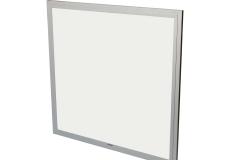 Đèn LED Panel 600x600 50W rạng đông