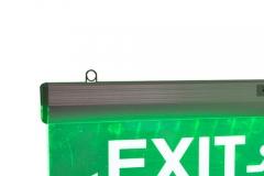 Đèn LED Exit chỉ dẫn 1 mặt rạng đông