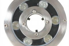 Đèn LED Âm Nước GS Công Suất 6W kiểu bánh Xe GSBX6- DM