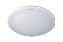Đèn LED ốp trần Philips hiện đại cao cấp 31824 Twirly 12W (290x60mm) ánh sáng trắng ,vàng