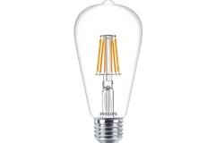 Đèn led bulb 2.3W E27 230V 250Lm ST64 Filament