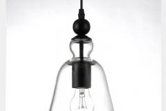 Đèn thả chao thủy tinh hoa loa kèn độc đáo D210 TL-D210-TT40