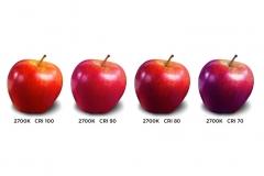Tìm hiểu về chỉ số hoàn màu CRI