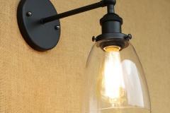 Đèn tường chao kính TU050