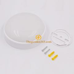 Đèn ốp trần chống ẩm tròn vỏ trắng White 20w TL-OCA-02